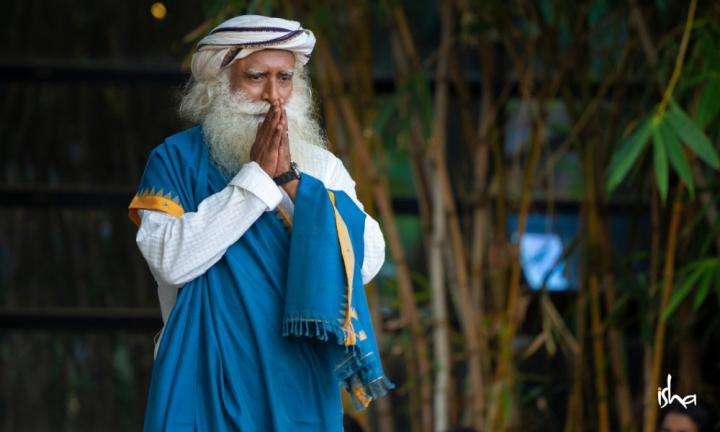 Sadhguru Wisdom Article | The Mystic Decodes COVID-19