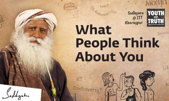 sadhguru wisdom audio | Overcome The Fear of Being Judged – Sadhguru