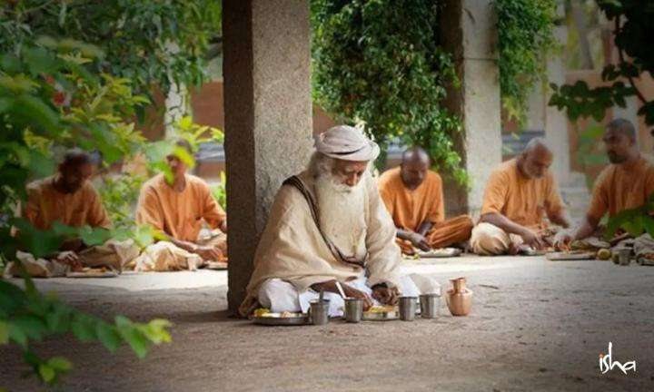 "Sadhguru Wisdom Audio | ""Yogic Superfood"": For High Energy Levels"