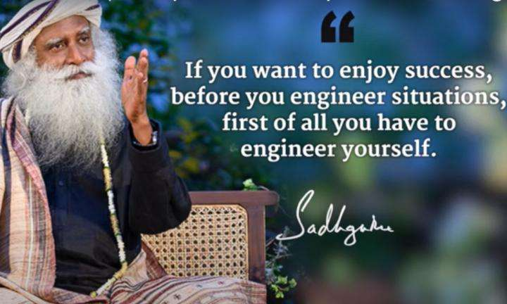 Sadhguru Wisdom Video | Inner Engineering - The Most Vital First Step That Everyone Needs To Take