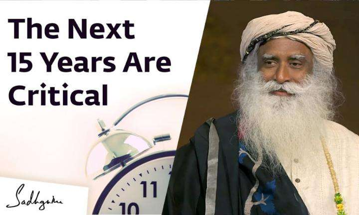 sadhguru wisdom video | building spiritual infrastructure in the world