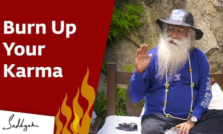 Sadhguru Wisdom Video | Can Cauvery Calling Free You From Your Karma? – Sadhguru