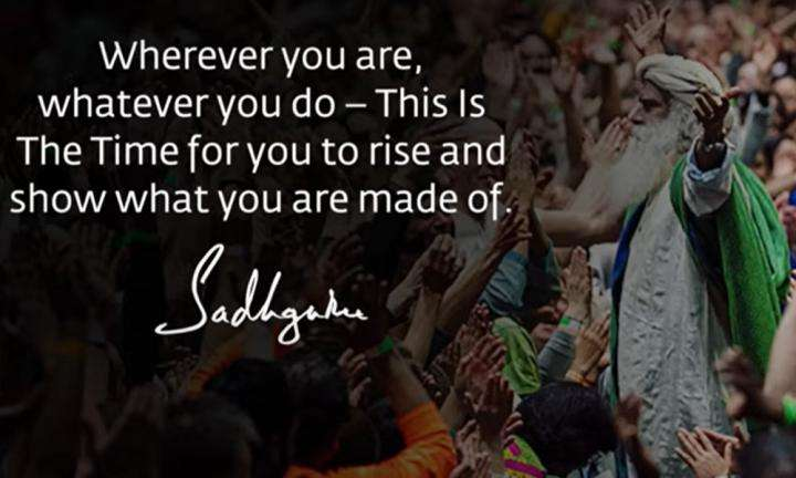 Sadhguru Wisdom Video | Daily Wisdom | Life is Brief, So Do Only What Genuinely Matters to You