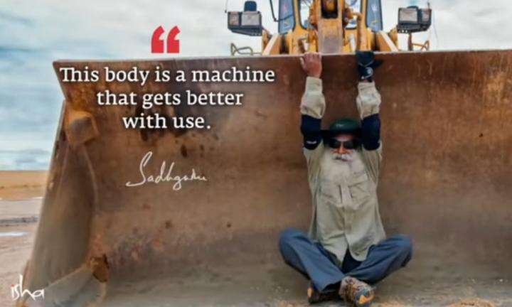 Sadhguru Wisdom Video | Yogic System Has Means And Methods To Use And Activate Every Cell In The Body