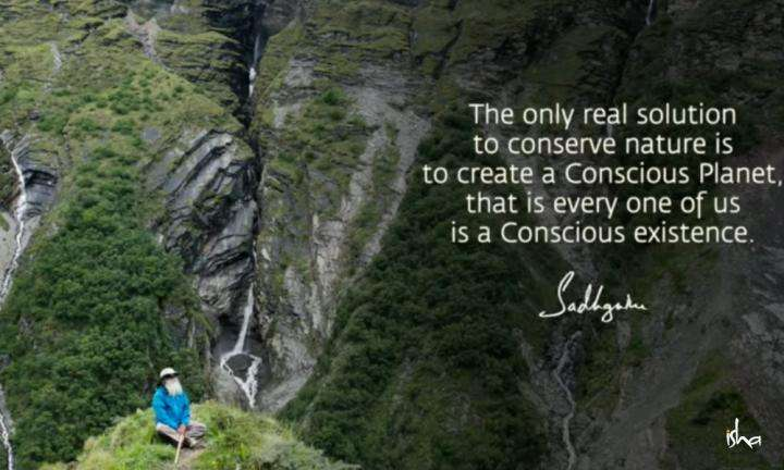 Sadhguru Wisdom Video | Daily Wisdom | Conscious Planet Is the Requirement of the Day.