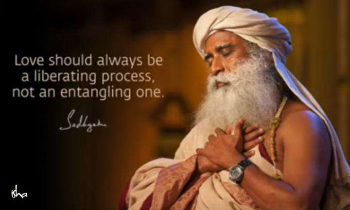Sadhguru Wisdom Video | Daily Wisdom | May You Know The Joy, Beauty and Self-obliteration of Falling in Love.