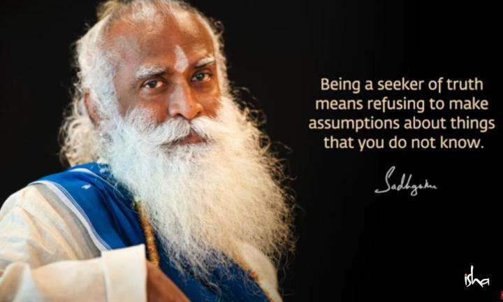 Sadhguru Wisdom Video | Daily Wisdom | If You Can Keep Your Identities Aside, Your Mind Will Become Still.
