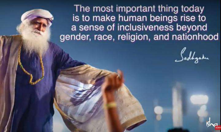 Sadhguru Wisdom Video | Daily Wisdom | If We Do Not Become Inclusive, Our Own Intelligence Can Become Our Nemesis