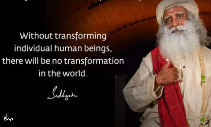 Sadhguru Wisdom Video | Daily Wisdom | Use Your Intelligence to Create Solutions, Not Problems