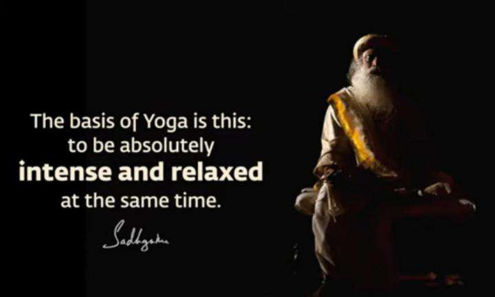 Sadhguru Wisdom Video | Daily Wisdom | If You're Intense & Relaxed At the Same Moment, You Are a Full-fledged Life.