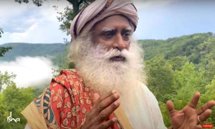 Sadhguru Wisdom Video | Daily Wisdom | In Embracing Life & Death as One, You Can Live Totally