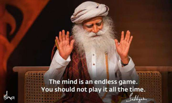 Sadhguru Wisdom Video | Daily Wisdom | Bringing Mastery Over Body, Mind, Emotion & Energy.