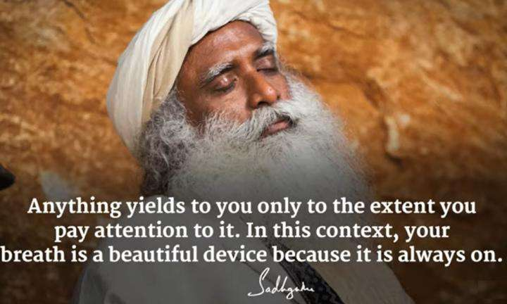 Sadhguru Wisdom Video | Daily Wisdom | If You Want Your You Need to Pay Attention Life to Be Profound.