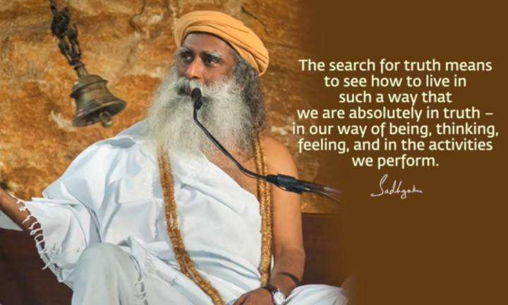 Sadhguru Wisdom Video | Daily Wisdom | To Perceive the Deepest Aspect of Truth, You Must Come to Ease