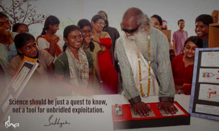 Sadhguru Wisdom Video   Daily Wisdom   A Seeker Means Someone Who Has Not Made Any Conclusions About Anything.