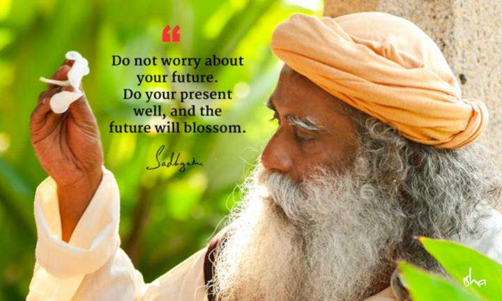 Sadhguru Wisdom Video | Daily Wisdom | Human Beings Are Not Suffering Life, They're Suffering Memory & Imagination