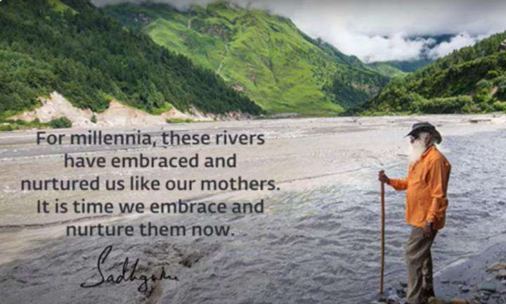Sadhguru Wisdom Video | Daily Wisdom | An Urgent Need to Revive the Rivers