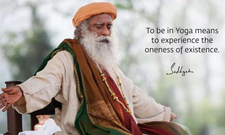 Sadhguru Wisdom Video | Daily Wisdom | Yoga Means Union. In This Union There Is Enormous Bliss And Ecstasy.