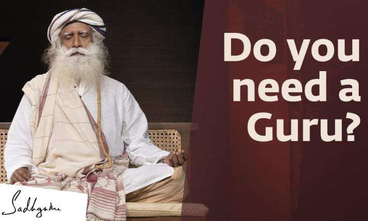 Sadhguru Wisdom Video | Do You Need a Guru?