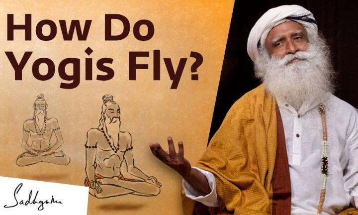 Sadhguru Wisdom Video | Is It Possible To Levitate? Sadhguru Answers