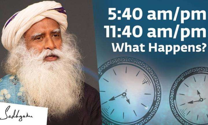 Sadhguru Wisdom Video | How Your Breath & Energy Changes During The Day – Sadhguru