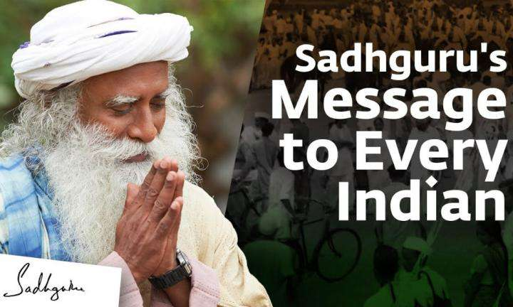 Sadhguru Wisdom Video | India's Greatest Strength - Sadhguru's Republic Day Message 2021