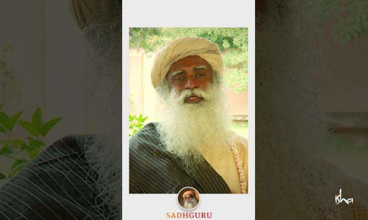 """Sadhguru Wisdom Video   There is No """"Best Thing"""" in Life"""