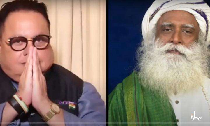 Vijay Darda in Conversation with Sadhguru