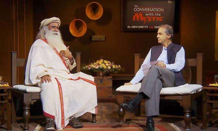 Sadhguru Wisdom Audio | Are Psychic Powers and Telepathy Real? Dr. Devi Shetty with Sadhguru