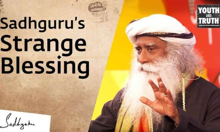 sadhguru wisdom video | Youth And Truth | may your dreams not be fulfilled - sadhgurus blessings