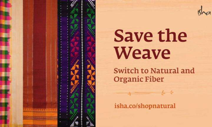 sadhguru wisdom Video | Save the Weave