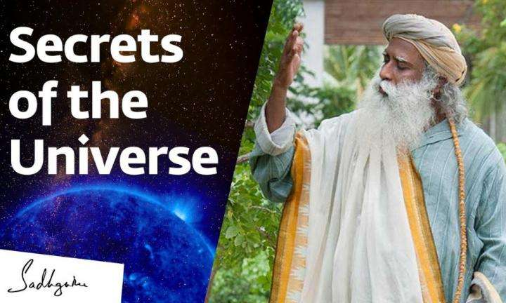 sadhguru wisdom video | how yogis know the secrets of the universe