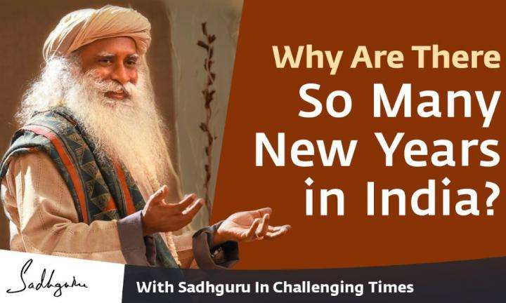 Why Are There So Many New Years in India? - With Sadhguru in Challenging Times - 14 Apr
