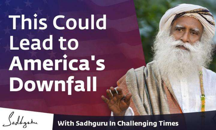 Should Drugs Be Legalised to Fight Depression? With Sadhguru in Challenging Times - 08 Nov