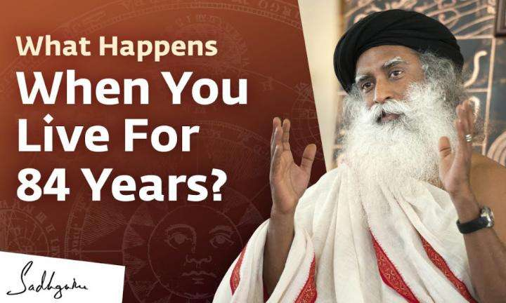 Sadhguru Wisdom Video | What Happens When You Live For 84 Years?