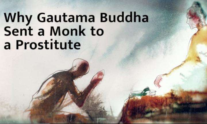 Sadhguru Wisdom Audio | Why Gauthama Buddha sent a Monk to a Prostitute