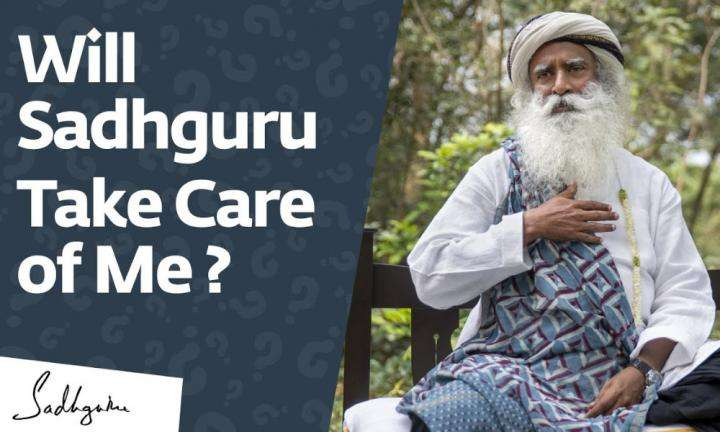 Sadhguru wisdom video | Will Sadhguru Do Everything for His Devotee?