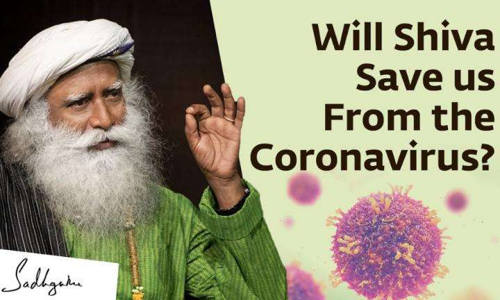 Sadhguru Wisdom Video | Will Shiva Save us From the Coronavirus?