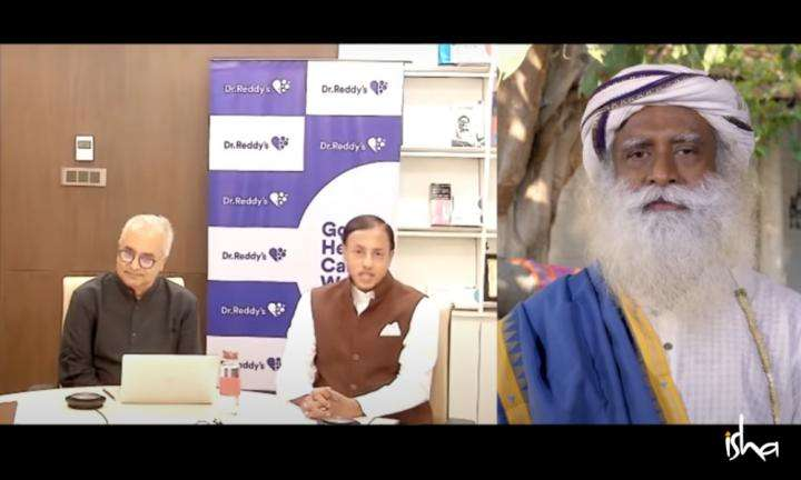 Sadhguru's Conversation with Doctors and Nurses of Dr. Reddy's Laboratories [Full Talk]